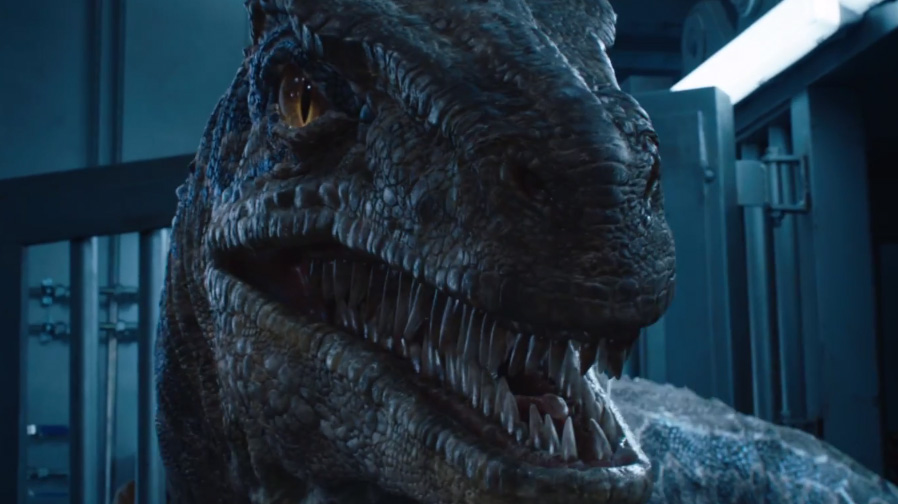The brand new trailer for 'Jurassic World: Fallen Kingdom' is here