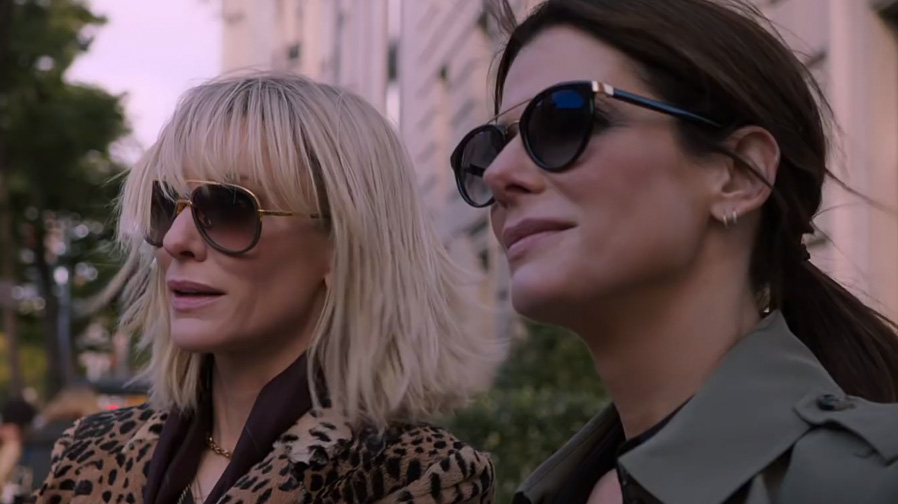 The stakes have been raised in new trailer for 'Ocean's 8'