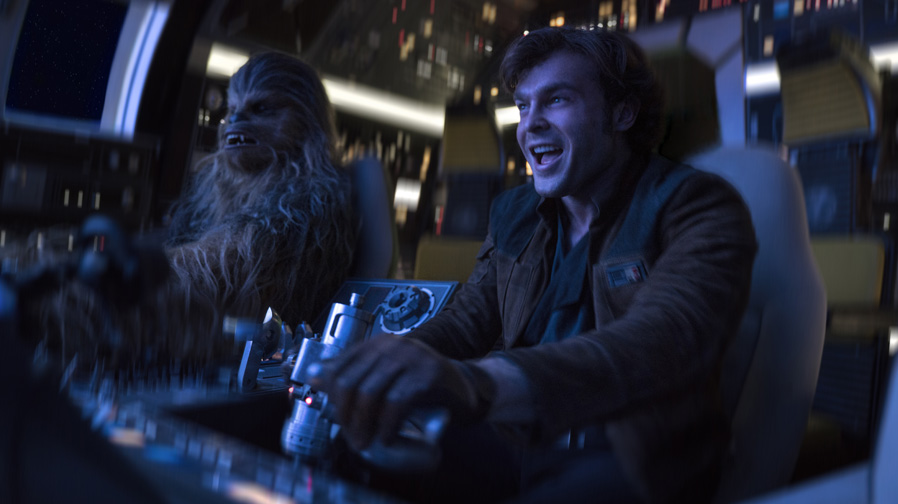 Get a look inside 'Solo: A Star Wars Story' with these exciting new images