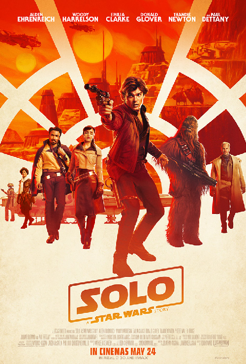 Solo A Star Wars Story Poster Final SpicyPulp