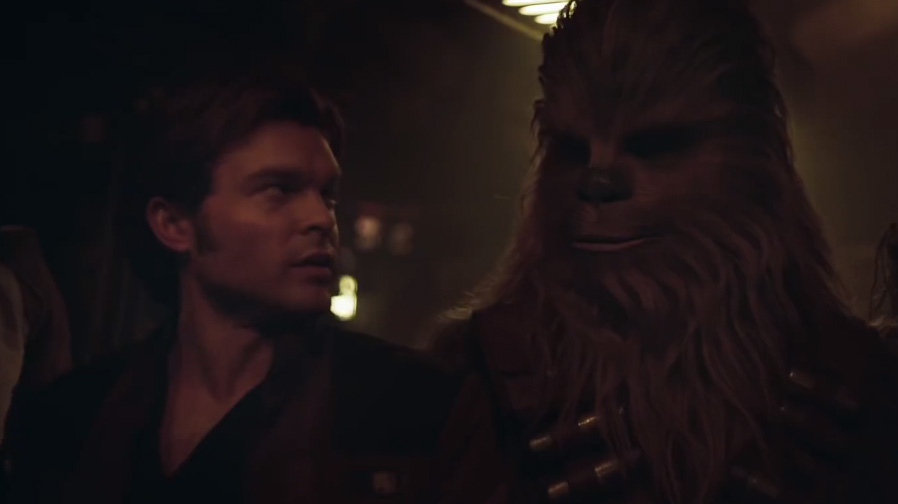 Solo A Star Wars Story Top Five Trailer Moments SpicyPulp