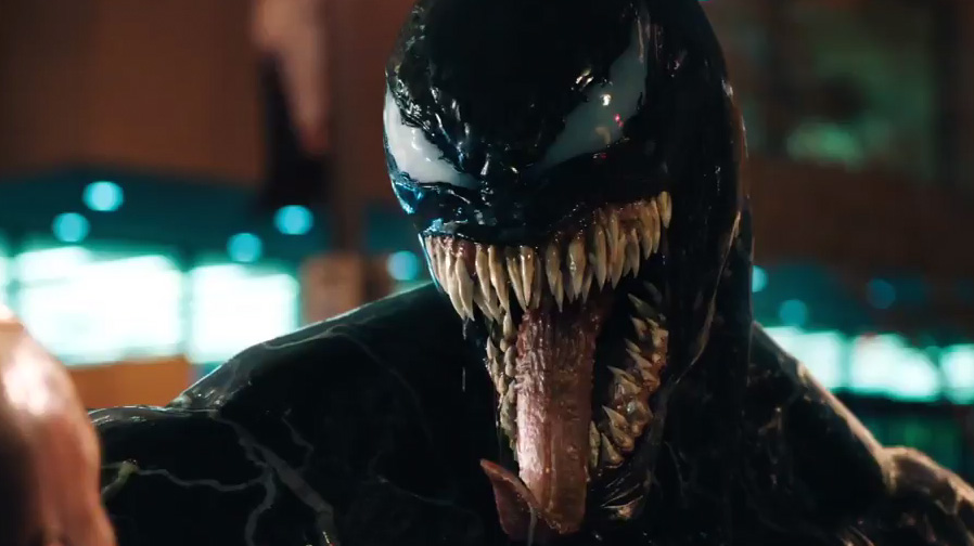 Tom Hardy unleashes his inner monster in 'Venom' trailer