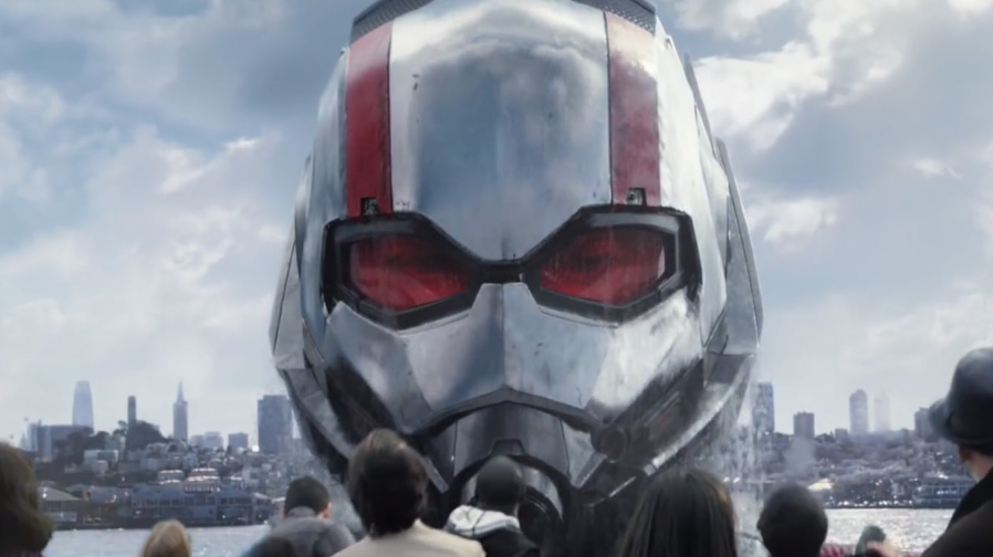 'Ant Man and the Wasp' – Top Five Trailer Moments