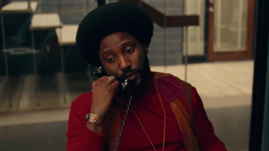 Spike Lee brings soul to 'BlackkKlansman' trailer