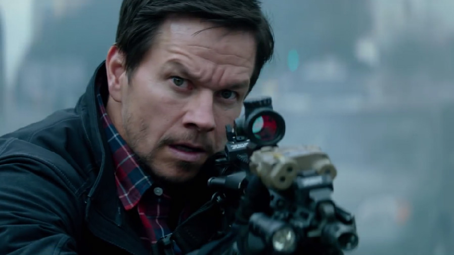 Mark Wahlberg goes for it in 'Mile 22' trailer