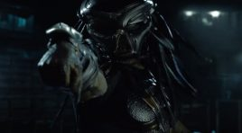 The hunter returns in first trailer for 'The Predator'