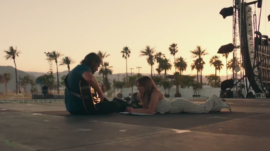 Bradley Cooper channels his soul with Lady Gaga in 'A Star Is Born'