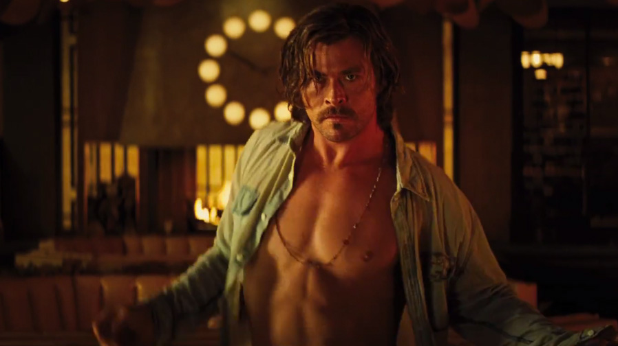 The first trailer for 'Bad Times at the El Royale' is here