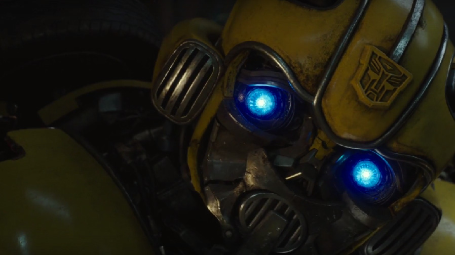 There's plenty of heart in the brand new trailer for 'Bumblebee'