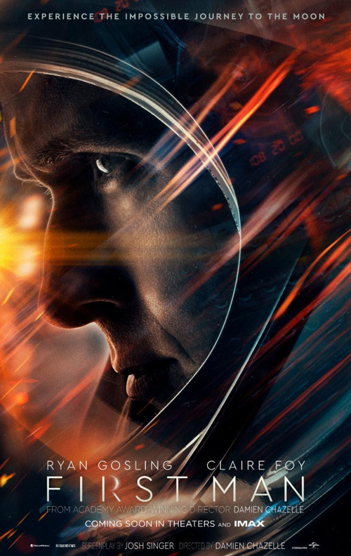 First Man Poster SpicyPulp