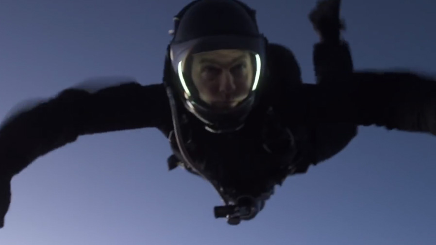 Tom Cruise goes to extremes for 'Mission: Impossible – Fallout'