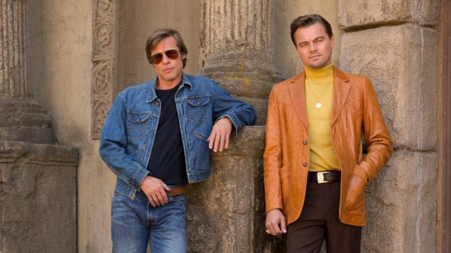 Here's your first look at Quentin Tarantino's 'Once Upon In Hollywood'