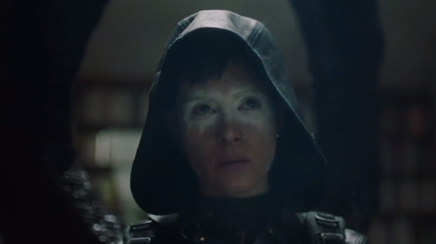 Claire Foy is unrecognizable in the first trailer for 'The Girl In The Spider's Web'