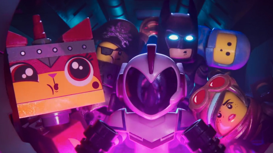 Everything is about to get awesome again in 'The LEGO Movie 2: The Second Part'