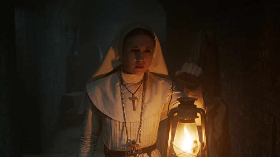 The Nun Image SpicyPulp