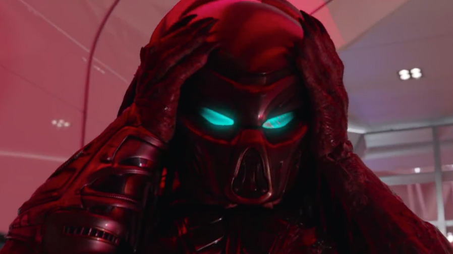 Things are about to get lethal in new trailer for 'The Predator'