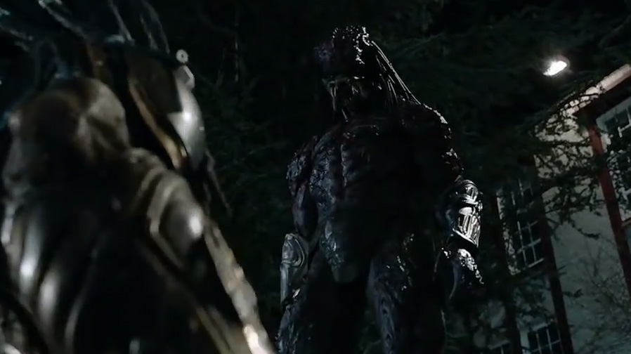 The hunt has been evolved in new spot for 'The Predator'