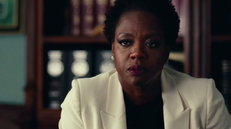 The tension is real in the gritty first trailer for 'Widows'