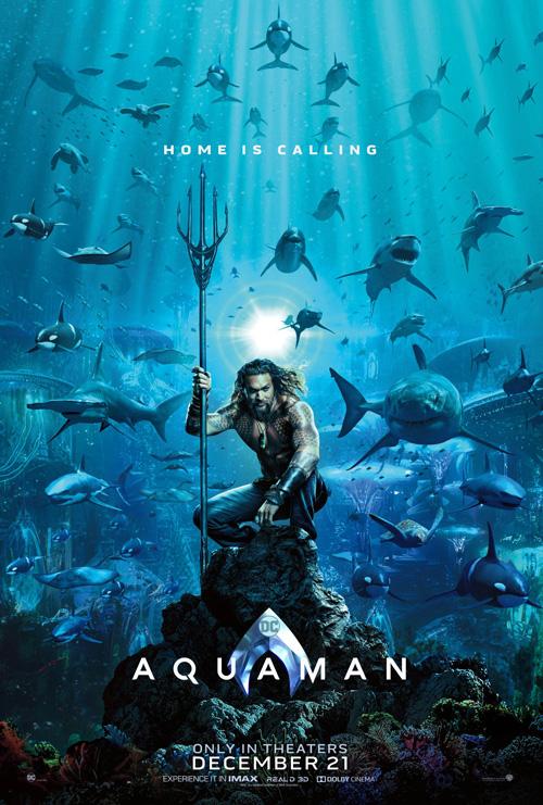 Aquaman POster SpicyPulp