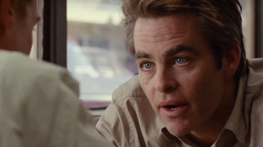 Chris Pine stumbles upon a deadly mystery in 'I Am The Night'