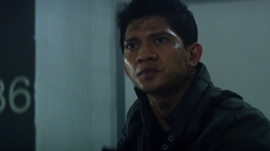 Explosive action awaits in new trailer for 'Mile 22'