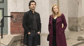 Santiago Cabrera opens up about 'Salvation'