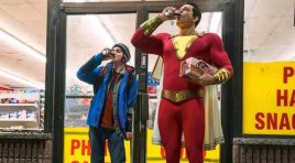 Get ready for some super fun with first look at 'Shazam!'