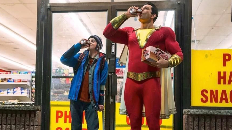 'Shazam!' – An Interview with Jack Dylan Grazer