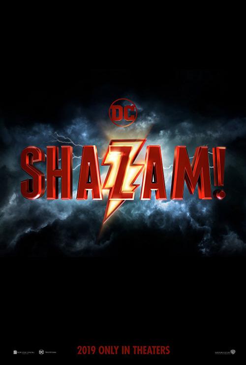 Shazam Poster SpicyPulp