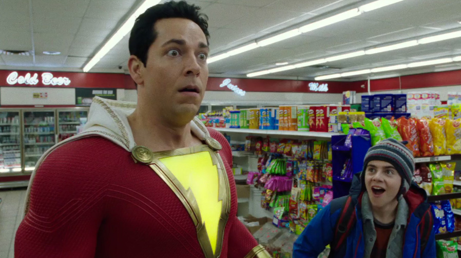 Things are about to get super in first trailer for 'Shazam!'