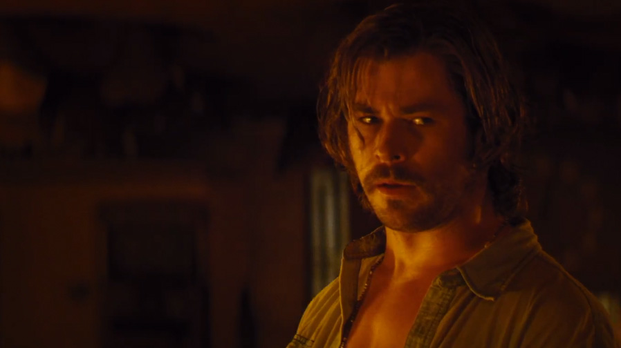 Get ready for one crazy night with 'Bad Times at The El Royale'