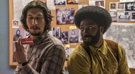 'BlacKkKlansman' – Review