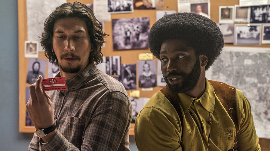 'BlacKkKlansman' – Review
