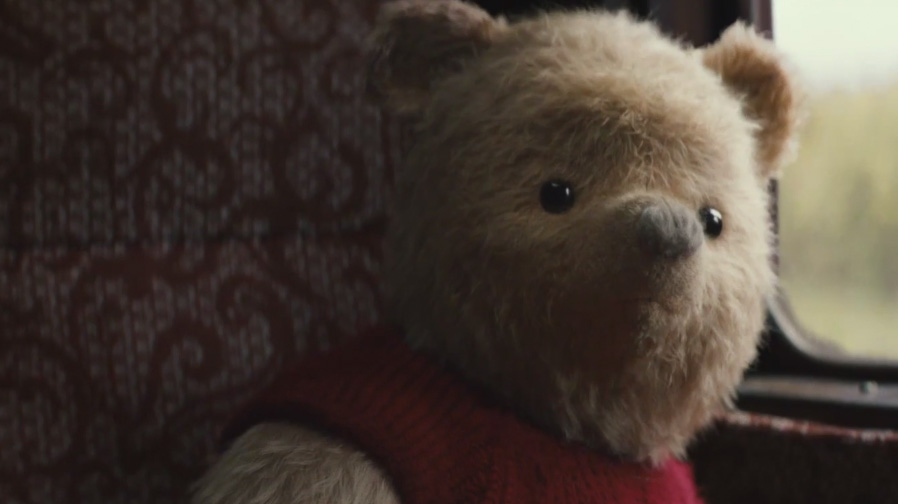 The joy of 'Christopher Robin' arrives in brand new featurette