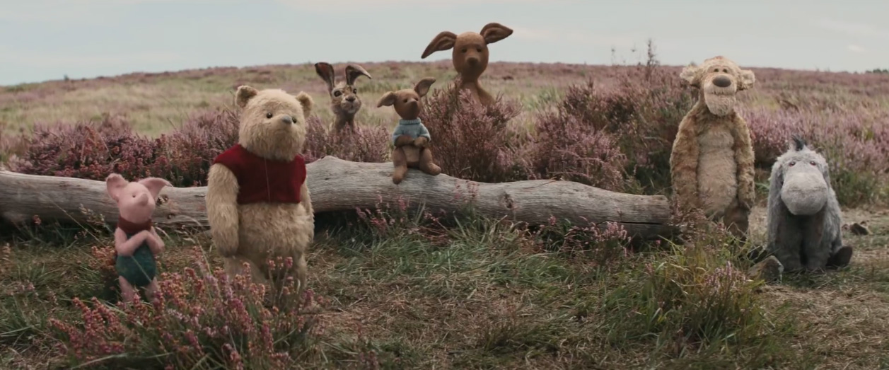 Christopher Robin Goodbye SpicyPulp