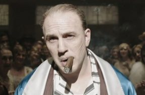 Fonzo Tom Hardy First Look SpicyPulp