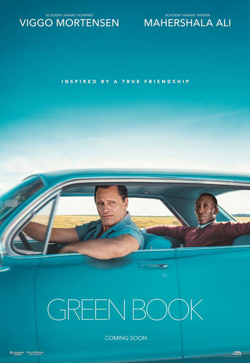 Green Book Poster SpicyPulp
