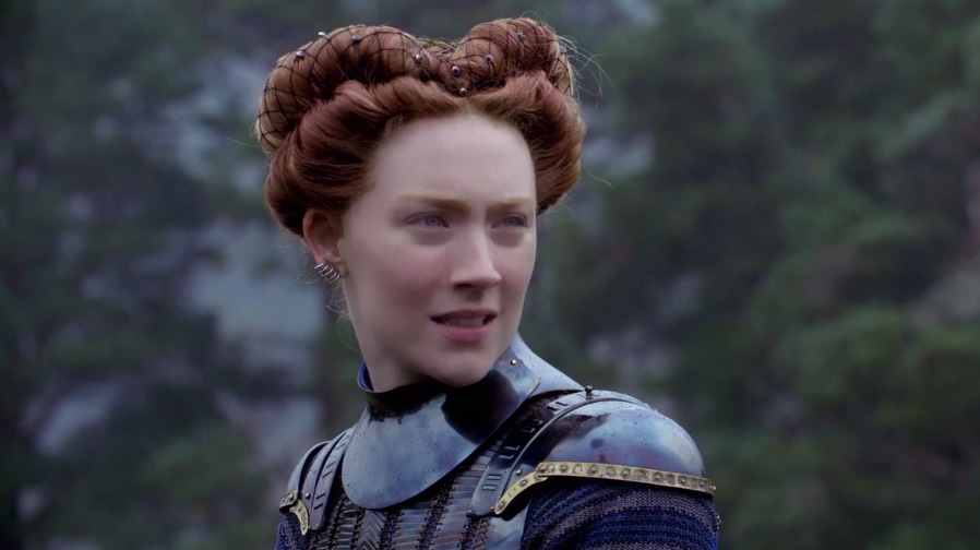 A game of Queens plays out in 'Mary, Queen of Scots' trailer