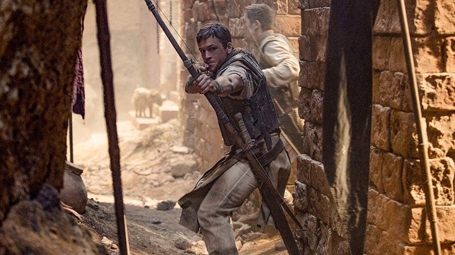 The outlaw lives in new posters for 'Robin Hood'