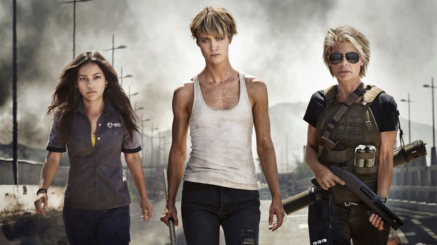 Tim Miller offers first look at new 'Terminator' reboot