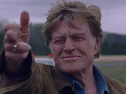 The Old Man and the Gun Trailer Robert Redford SpicyPulp