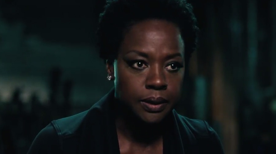It's gonna be an extreme ride with the new trailer for 'Widows'