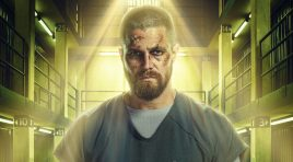 Stephen Amell faces hard times in 'Arrow'