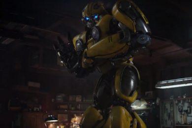 Bumblebee New Trailer SpicyPulp