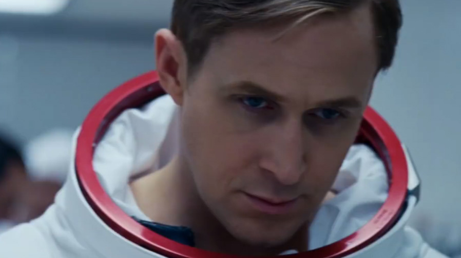 Ryan Gosling reaches for the moon and beyond in new trailer for 'First Man'