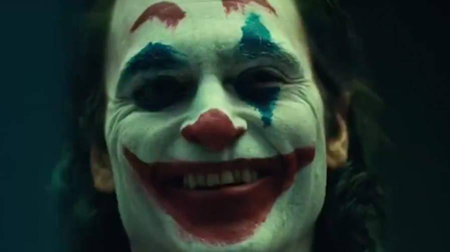 The freak emerges in 'Joker'