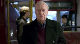 "Michael Caine is a proper villain in ""King of Thieves'"