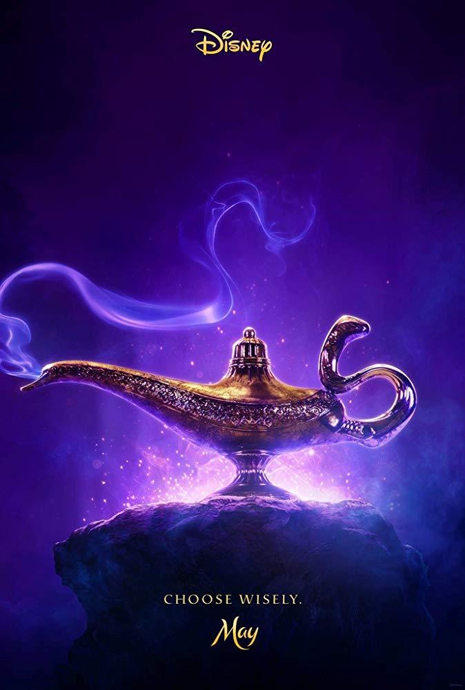 Aladdin Poster SpicyPulp