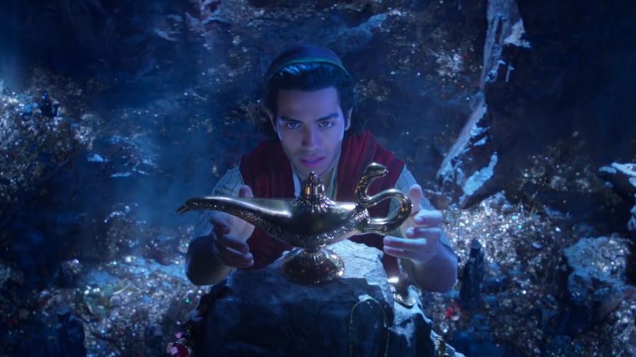 The first teaser for Disney's 'Aladdin' is here