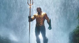 A hero rises to the surface in new 'Aquaman' trailer
